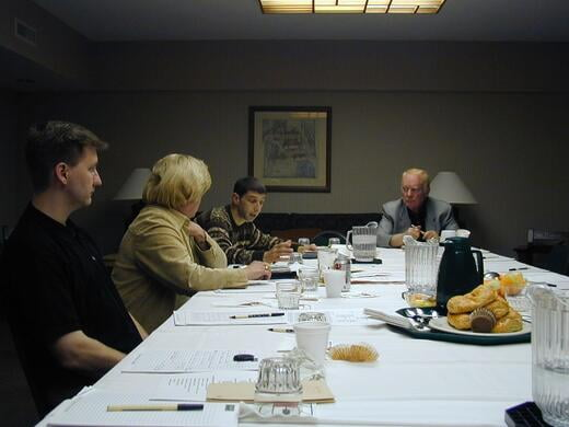 2007 Chicago Board Meeting